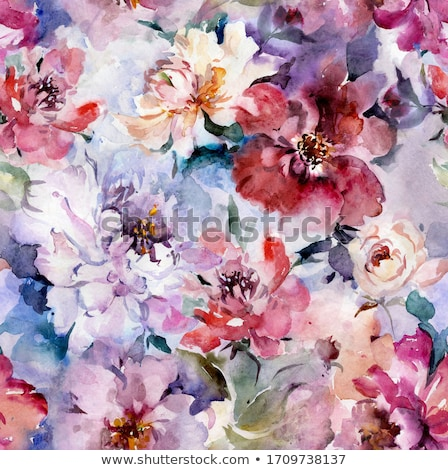 printemps · sombre · pourpre · modèle · coloré - photo stock © pxhidalgo