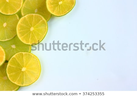 tranches · résumé · pamplemousse · orange · citron - photo stock © oly5