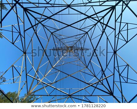 communications tower with anten stock photo © cherezoff