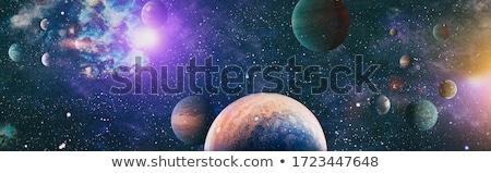 Stock fotó: Astrology Background