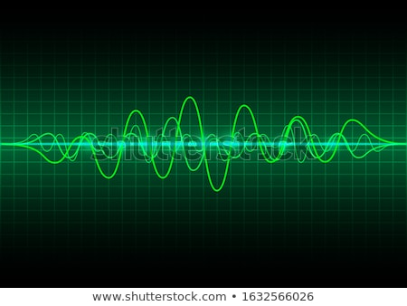 oscillations Stock photo © tracer