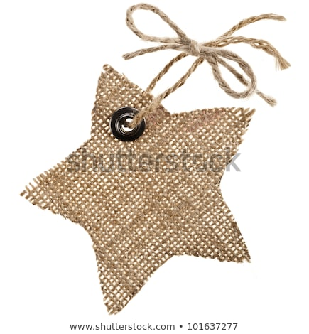 коричневый · грубо · деревенский · ткань · текстуры · фон - Сток-фото © tetkoren