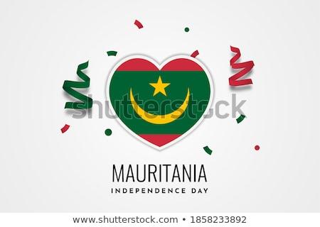 I love mauritania sign Stock photo © MikhailMishchenko