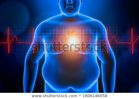 Human Heart Organ Concept Stock photo © Lightsource