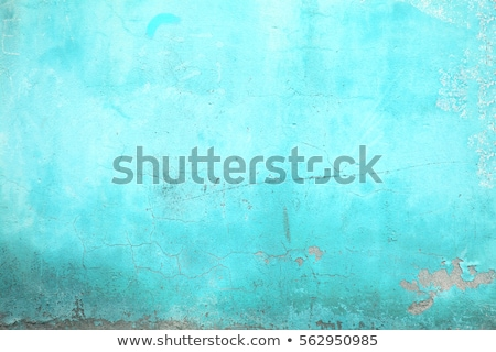 Blau alten Wand Jahrgang Textur abstrakten Stock foto © zven0