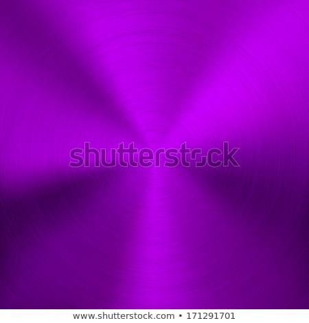 Paars chroom abstract textuur licht ontwerp Stockfoto © zven0