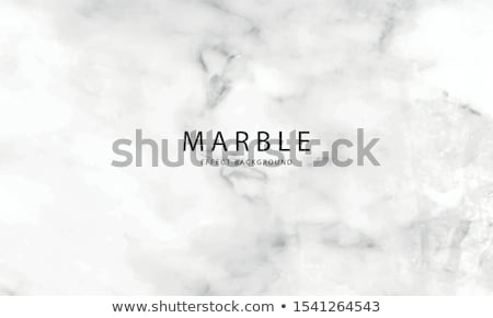 Blue Abstract Marble Backround Stock photo © molaruso