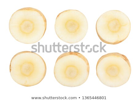 salsa · raiz · branco · fresco · saudável - foto stock © digifoodstock