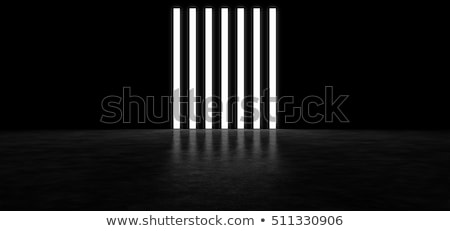 LED strip, on black background Stock photo © clarion450