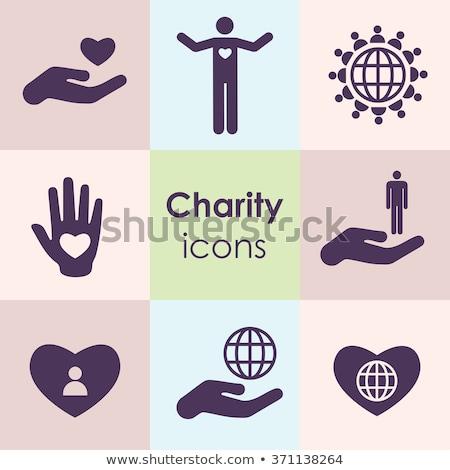Volunteer Values Elements Stock photo © lenm