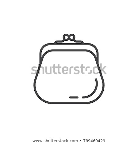 Coin purse wallet Stock photo © sifis