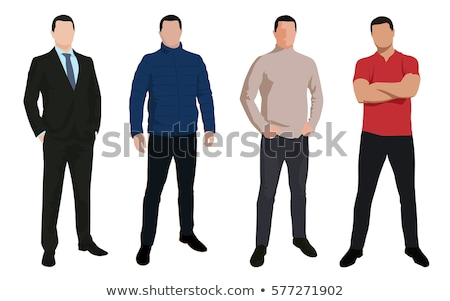 Jumper icon in different style Stock photo © sidmay