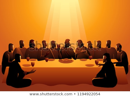 The Last Supper Stock photo © abdulsatarid