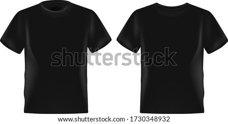 白 · Tシャツ · ショット · 男 · ハンガー - ストックフォト © ozaiachin