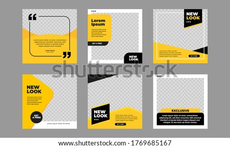 Business Template for Advertisement Stock photo © vectomart
