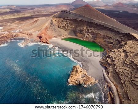 海岸線 自然 芸術 海 青 石 ストックフォト © meinzahn