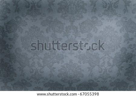 Burnt floral wallpaper Stock photo © IMaster
