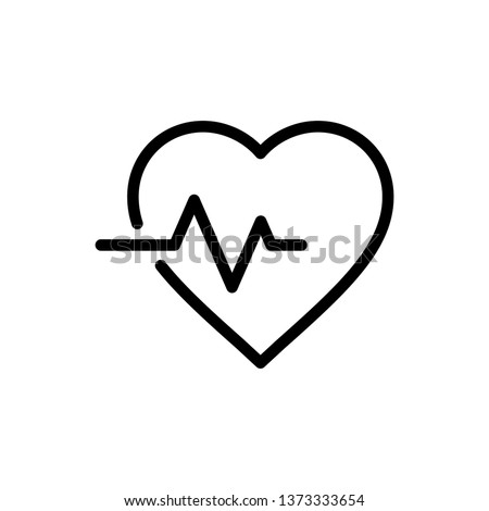 Medical Heart Illustration Stock photo © alexaldo