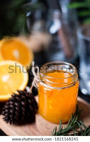 Orange Marmalade Stock photo © Pheby