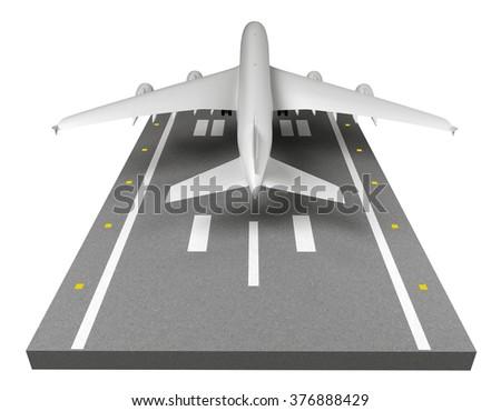 Avion vue arrière image isolé blanche technologie Photo stock © magann