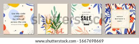 couleur · pour · aquarelle · illustration · Bush · vecteur · herbe · nature - photo stock © oblachko