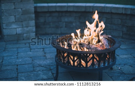 stone pit at summer time Stock photo © prill