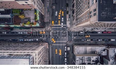 New York City in giro bella città ristorante tavola Foto d'archivio © cmcderm1