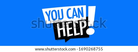 how can i help you stock photo © nobilior