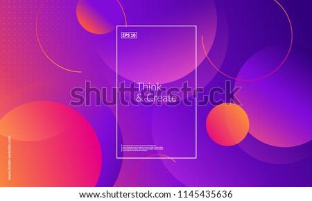 Absztrakt kör vektor dinamikus fekete természet Stock fotó © leedsn