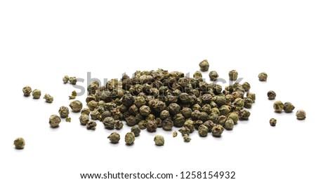 Zielone świeże żywności roślin hot pieprz Zdjęcia stock © ShawnHempel