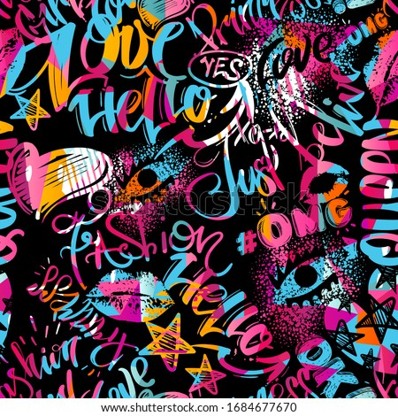 幾何学的な · パターン · 青 · 紫色 · テクスチャ - ストックフォト © zebra-finch