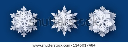 аннотация синий снежинка вектора икона символ Сток-фото © blaskorizov