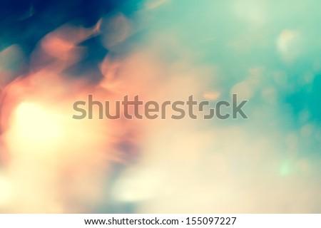 ぼやけた抽象的なライト ストックフォト © ilolab