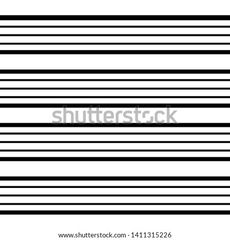 abstract line pattern in different width Stock photo © SArts