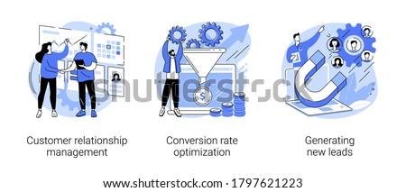 Rating vector concept metaphor Stock photo © RAStudio