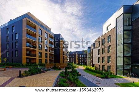 Residential structure Stock photo © zzve