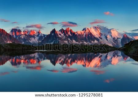 Zomer hemel wolken natuur landschap Stockfoto © Antonio-S