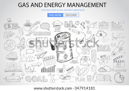 olaj · benzin · ipar · modern · terv · ikonok - stock fotó © davidarts