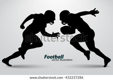 Amerikai futballista dob labda fehér sport Stock fotó © wavebreak_media