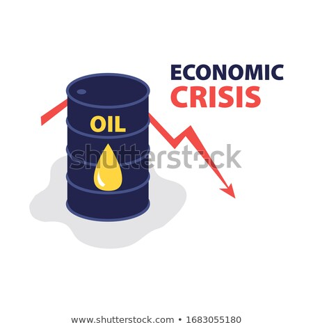 World Oil Crisis Stock photo © Lightsource