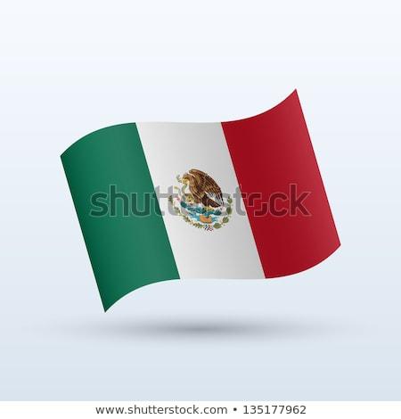 résumé · drapeau · américain · texture · pavillon · imprimer - photo stock © fotoscool
