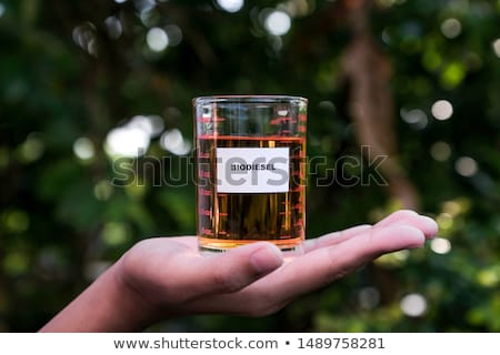Stock photo: biodiesel