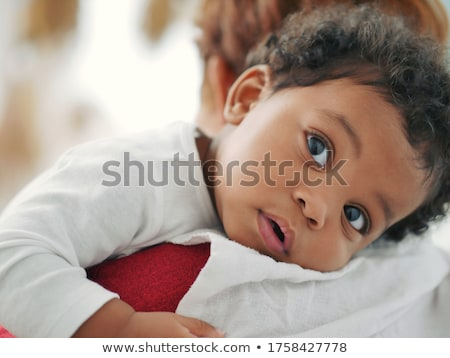 holding infant Stock photo © photography33