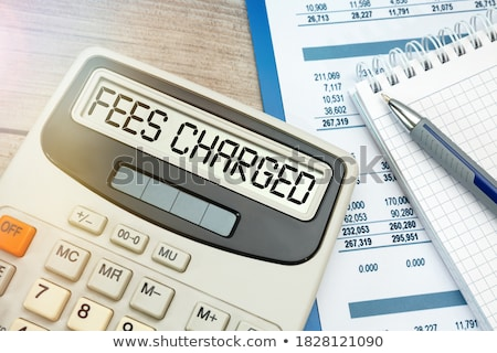 Increase in the profit (fees) Stock photo © grechka333