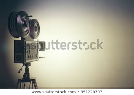 Film Reel Spot Stock photo © idesign