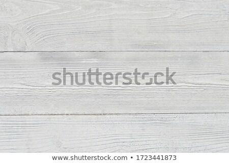 Scratched hardwood aged panels. Good for design backgrounds Stock photo © pashabo