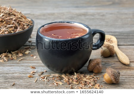 starych · dąb · kory · używany · leczniczy - zdjęcia stock © digoarpi