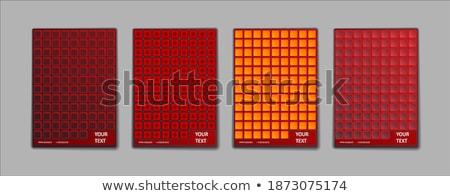Colour full Square Dynamic Abstract Background stock photo © jaggat_rashidi