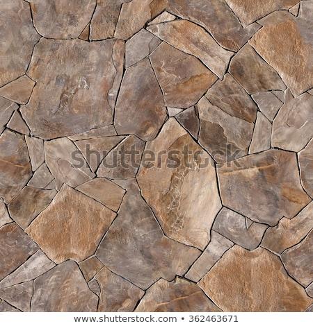бесшовный текстуры камней поверхность покрытый Сток-фото © tashatuvango