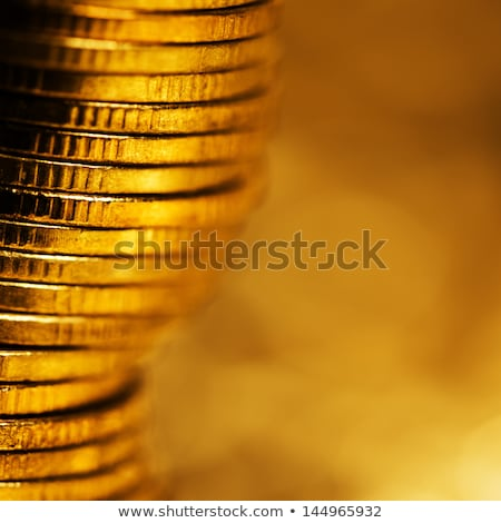 peu · profond · financière · graphiques · pièces - photo stock © moses